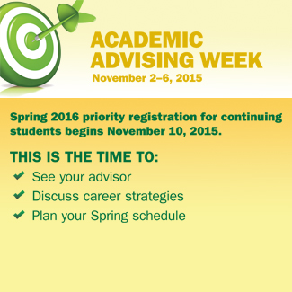 Academic Advising Week
