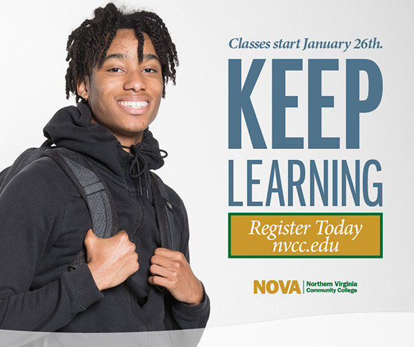Classes Start January 26th - Keep Learning