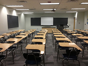 Annandale Campus Classrooms Northern Virginia Community