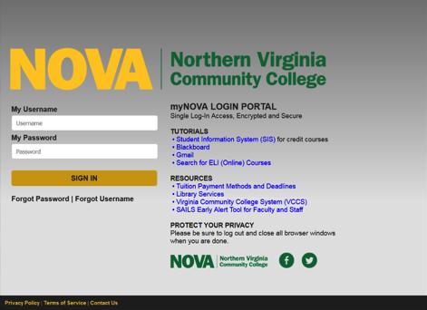 Student Portal Login - Virginia International University