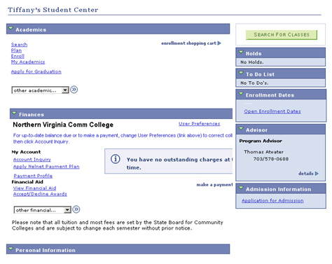 Request an Official Transcript :: Northern Virginia Community College
