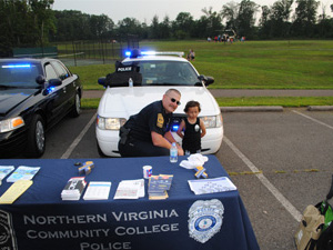 Northern Virginia Community College Police 71
