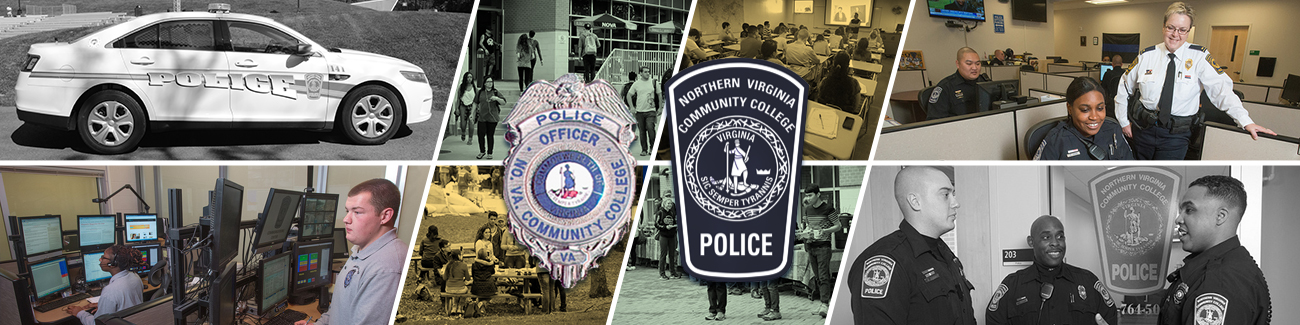 Northern Virginia Community College Police 44