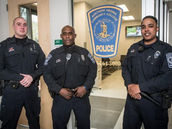 Northern Virginia Community College Police 85