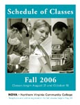 Fall 2006 cover.