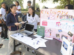 Vietnamese Students at NOVA Day
